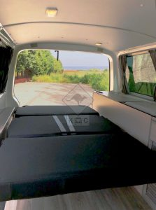 VW t6 coogee blanca